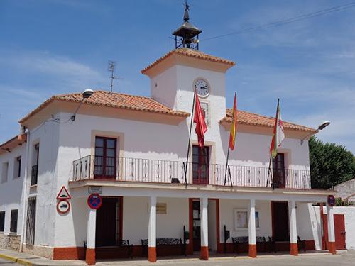 Evolución de la población de Villamanrique de Tajo