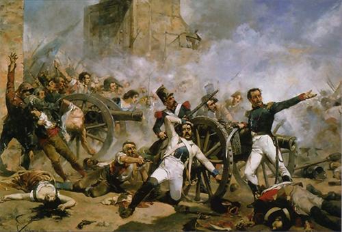 La Guerra de la Independencia en Villamanrique de Tajo