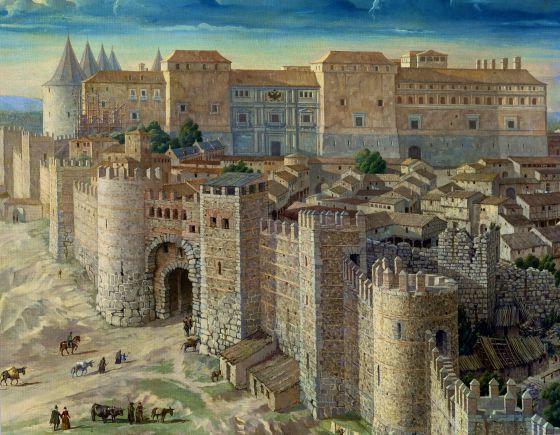 Villamanrique de Tajo en las Relaciones Topográficas de Felipe II