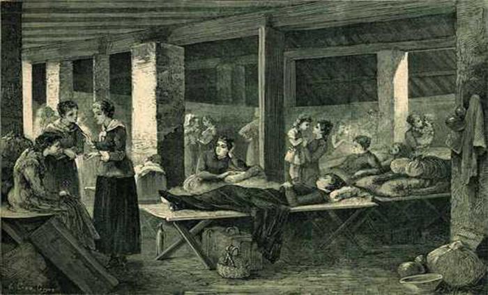 El cólera morbo de 1855 en Villamanrique de Tajo
